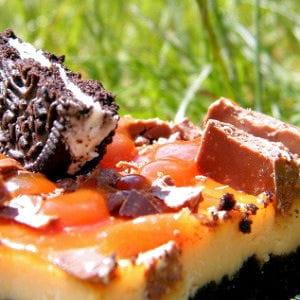 cheesecake oreos et toblerone