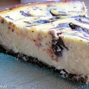 cheesecake marbré