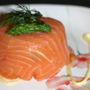 Charlotte aux deux saumons 55 recettes de no l pr tes l 39 avance journal des femmes - Entree noel originale ...