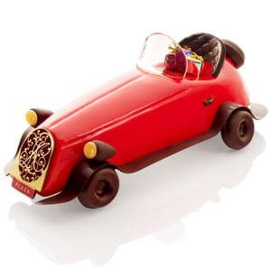 bûche voiture belle à croquer de christophe michalak
