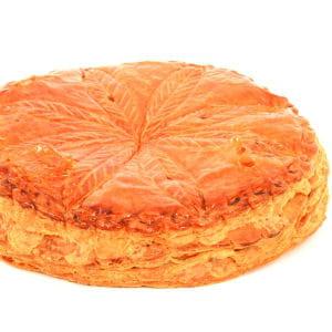 galette des rois orange passion de ladurée