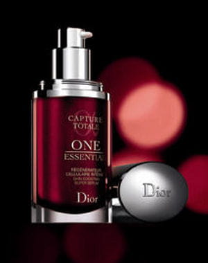 capture totale one essential de dior