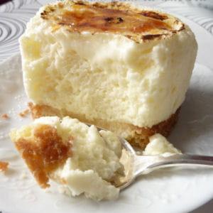 chibousts citron-bergamote sur sablés au beurre salé