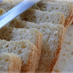 pain de mie en machine à pain