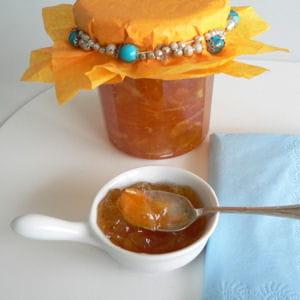 confiture d'oranges et citrons à la fève tonka