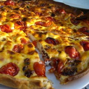tarte tomates et ricotta