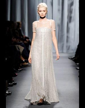 défilé haute couture printemps,été 2011 de chanel