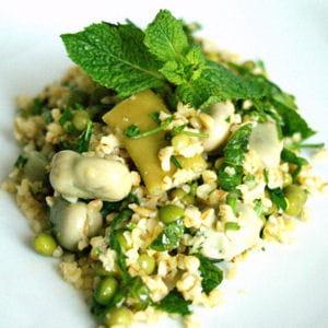 salade 'tutti verdi'