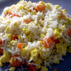 riz sauté facile