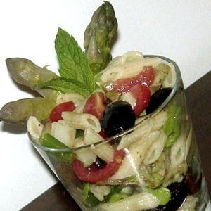 salade de pâtes printanière