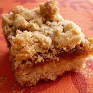 biscuits sablés façon crumble