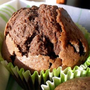 big muffins cacao et pépites