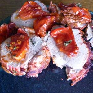 filet mignon de porc tandoori