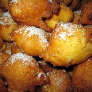 beignets rapides (pupperchen)