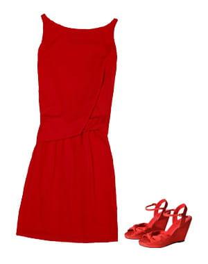 rouge glamour a chaque robe chic son accessoire choc journal des femmes. Black Bedroom Furniture Sets. Home Design Ideas