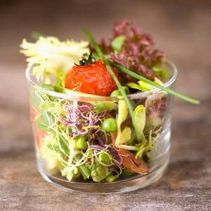 petite salade santé