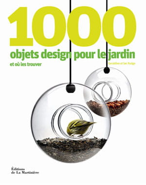 Des objets design pour votre jardin le livre de la - Ou trouver des coussins pour salon de jardin ...