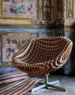 fauteuil en h tre de robin du lac des fauteuils qui. Black Bedroom Furniture Sets. Home Design Ideas