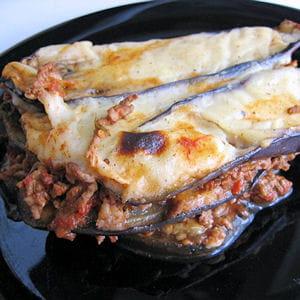 moussaka grecque