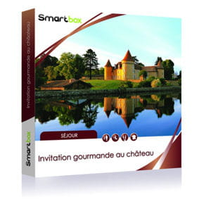 'invitation gourmande au château'