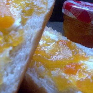 confiture potiron-carottes au citron