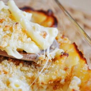 le gratin de macaronis de suzanne