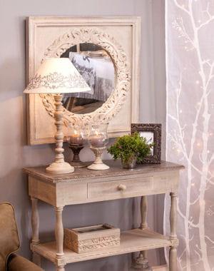 Le rond dans le carr des miroirs tr s d co journal - Jardin d ulysse miroir ...