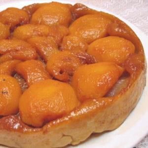 tarte tatin aux nectarines