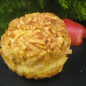 pommes au four et son râpé citronné