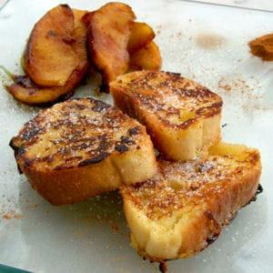 Pain perdu au rhum et pommes caram lis es 40 recettes for Rhum pour cuisiner