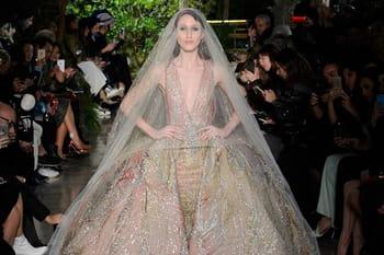 Haute couture printemps-été 2015 : les plus belles robes de mariée