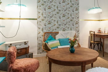 relooker son salon avec moins de 50 euros journal des femmes. Black Bedroom Furniture Sets. Home Design Ideas