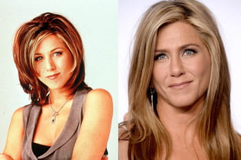 Jennifer Aniston en 12 coiffures