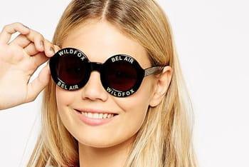 Des lunettes de soleil pour pimper son allure