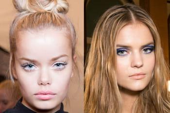 10 façons de porter l'eye liner coloré