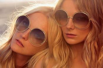 Des lunettes de soleil griffées pour l'été