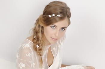 20 accessoires de coiffure pour embellir la mariée
