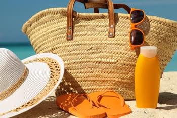 Des sacs cabas et paniers pour être sur la paille cet été à la plage