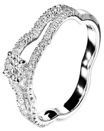 25 bagues de fiançailles en diamants