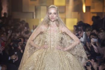 Haute Couture Automne-Hiver 2015 : les plus belles robes de mariée