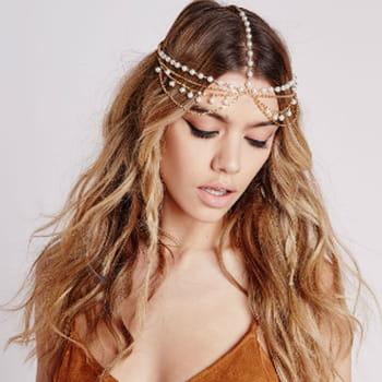 Bijoux ethniques pour look hippie-chic