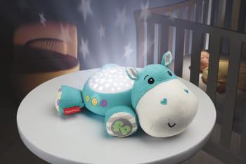 Des veilleuses pour le rassurer avant de dormir