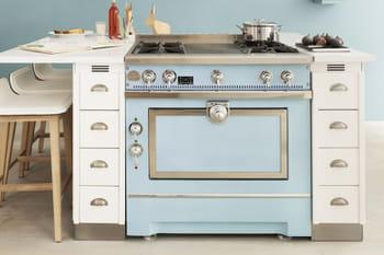 Le piano de cuisson prend d'assaut la cuisine