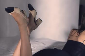 La mythique Slingback de Chanel ou l'histoire de la sandale bicolore