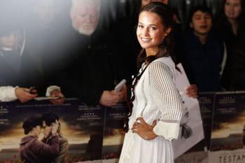 Alicia Vikander, brillante étoile montante