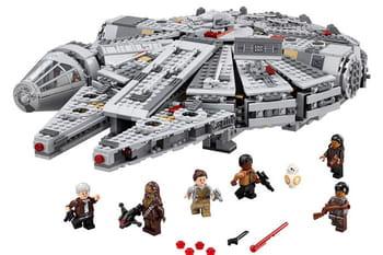 Les jouets de Noël Star Wars