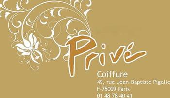 Privé Coiffure Paris : le premier jour du reste de ma vie capillaire