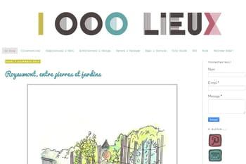 Le blog du moment : 1000 lieux