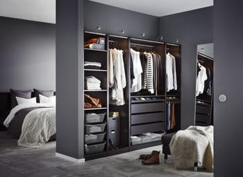 Dressing IKEA : 7modèles bien pratiques