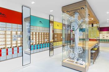 Sensee, les lunettes à 49€ : un concept, une boutique
